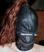 Redhead gets bondage, humiliation and discipline